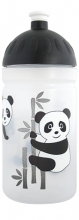 "Isybe® Trinkflasche 0,5l ""Panda"""
